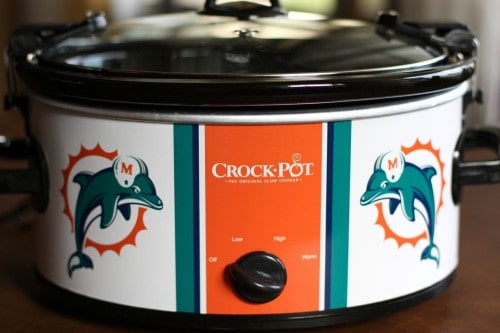 Dolphins crockpot
